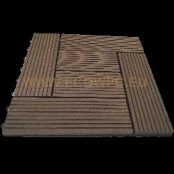 LSQD-02 floor tile - mosaic