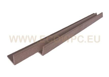 LSSK-03 Rohová krycia lišta (2,2m)